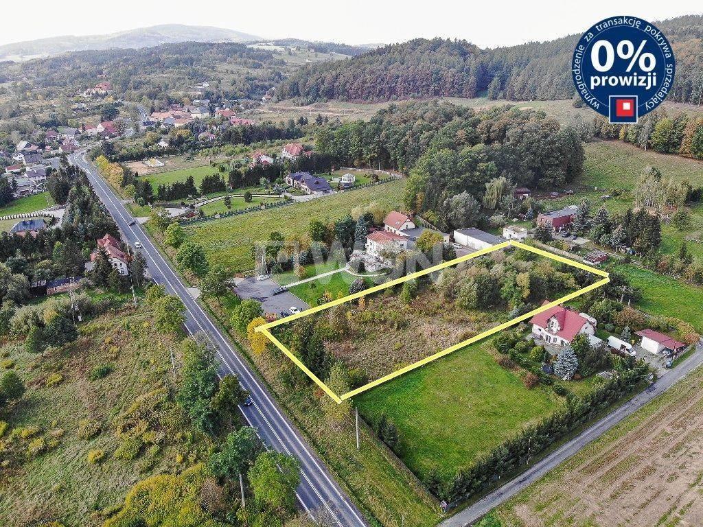 Działka budowlana na sprzedaż Wojcieszyce, Wojcieszyce  3355m2 Foto 1