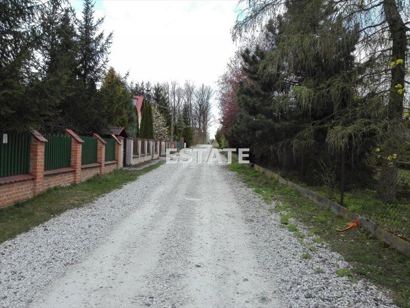 Działka budowlana na sprzedaż Rąbień, Liściasta  1329m2 Foto 8