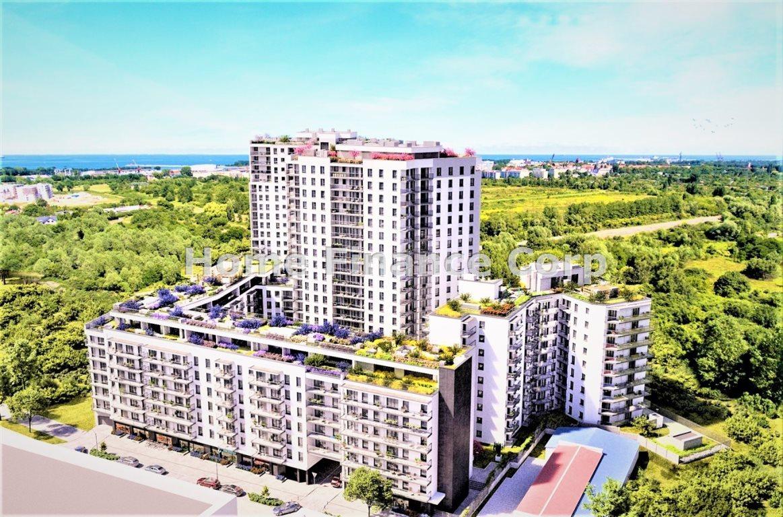 Mieszkanie dwupokojowe na sprzedaż Gdańsk, Letnica  43m2 Foto 4