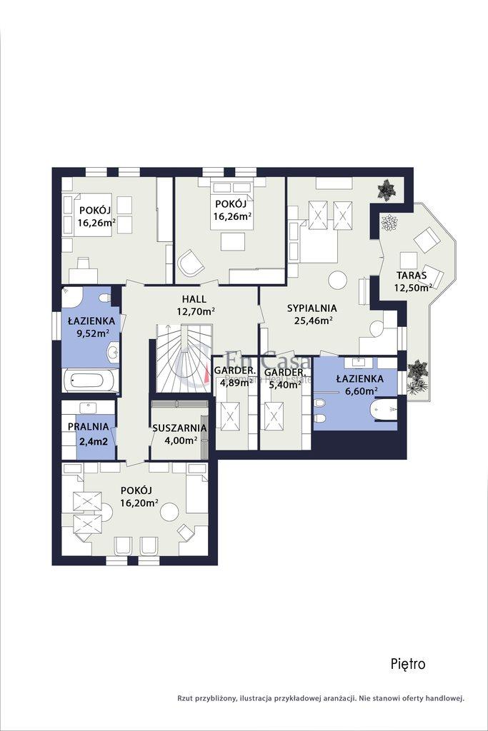 Dom na sprzedaż Henryków-Urocze  279m2 Foto 13
