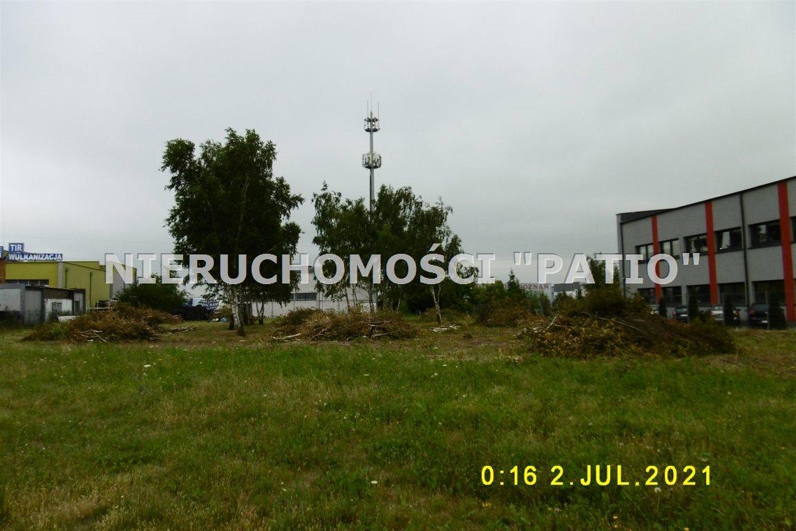 Działka inwestycyjna pod dzierżawę Komorniki  2707m2 Foto 1