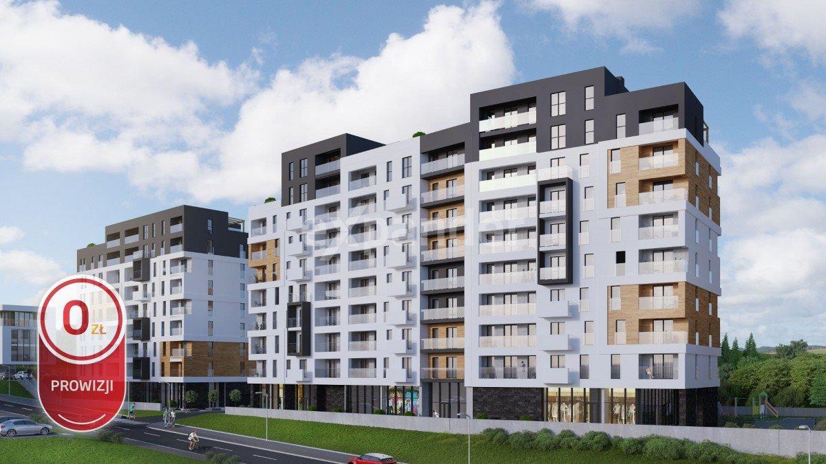 Mieszkanie trzypokojowe na sprzedaż Rzeszów, bł. Karoliny  59m2 Foto 3