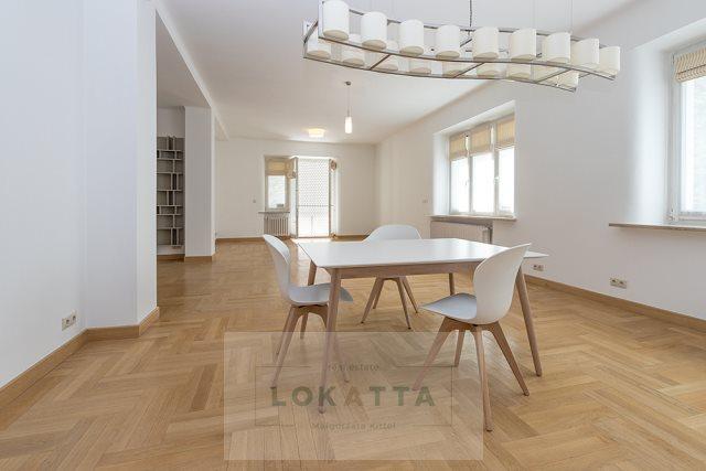 Mieszkanie na wynajem Warszawa, Mokotów, Parkowa  138m2 Foto 1