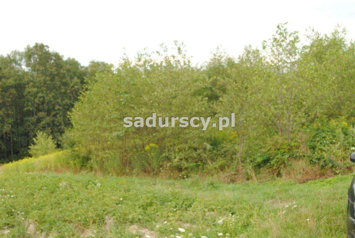 Działka budowlana na sprzedaż Głogoczów  2240m2 Foto 1