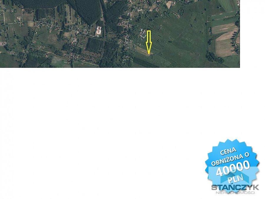 Działka budowlana na sprzedaż Ładzin, las,jeziora,morze  4600m2 Foto 2