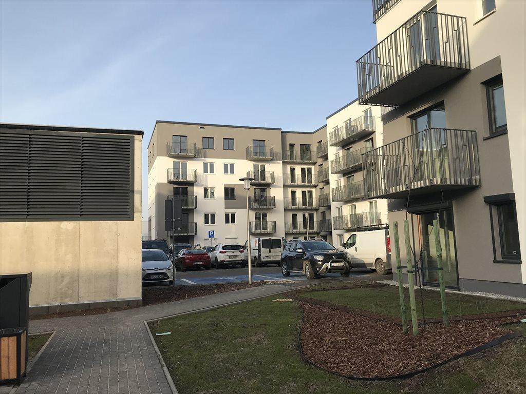 Mieszkanie dwupokojowe na sprzedaż Wrocław, Fabryczna, Muchobór Wielki, Mińska  46m2 Foto 12