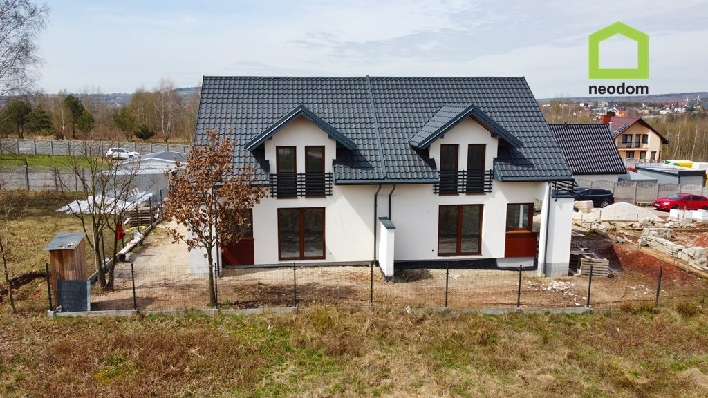 Dom na sprzedaż Ćmińsk Kościelny  100m2 Foto 1