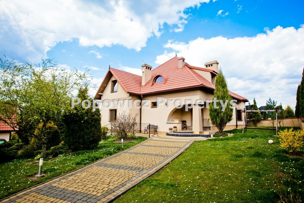 Dom na sprzedaż Dybawka, Leśna  240m2 Foto 5