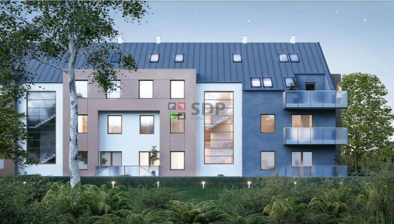 Mieszkanie trzypokojowe na sprzedaż Wrocław, Fabryczna, Maślice, ok. Królewieckiej  54m2 Foto 3