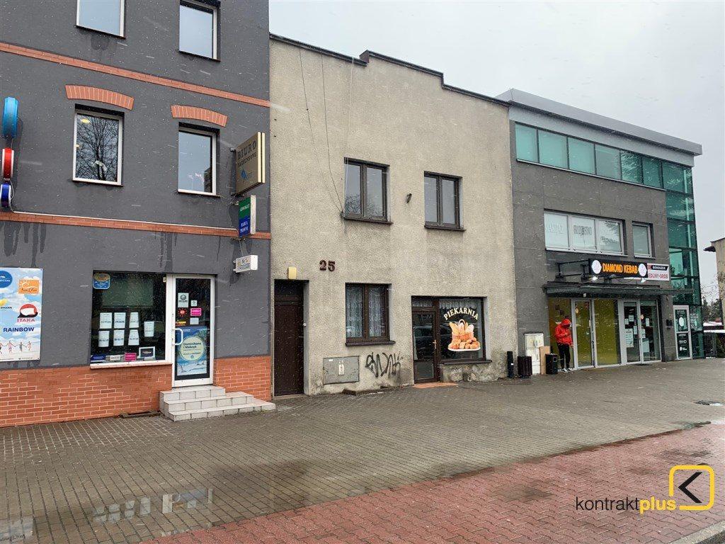 Lokal użytkowy na sprzedaż Łaziska Górne, Dworcowa  286m2 Foto 1