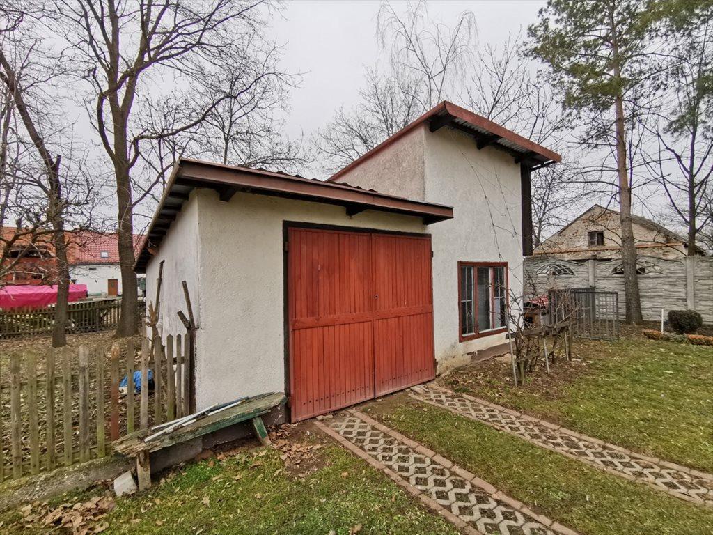 Działka budowlana na sprzedaż Nowa Wieś Mała  577m2 Foto 3