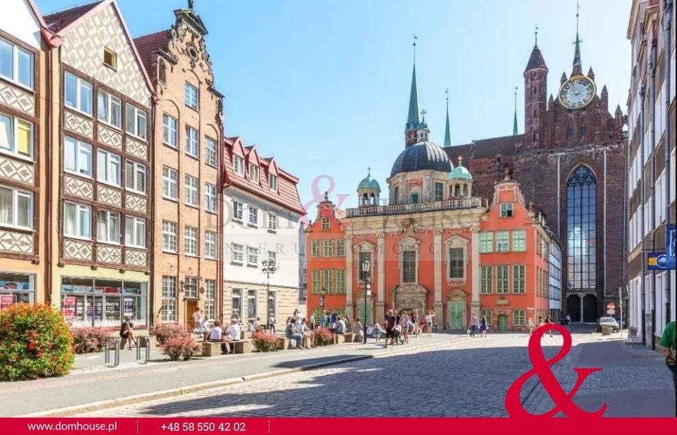 Mieszkanie dwupokojowe na wynajem Gdańsk, Stare Miasto, Grobla I  53m2 Foto 1