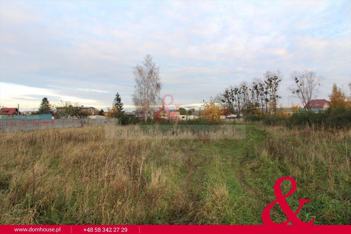Działka przemysłowo-handlowa na sprzedaż Rumia, Tatrzańska  6631m2 Foto 1