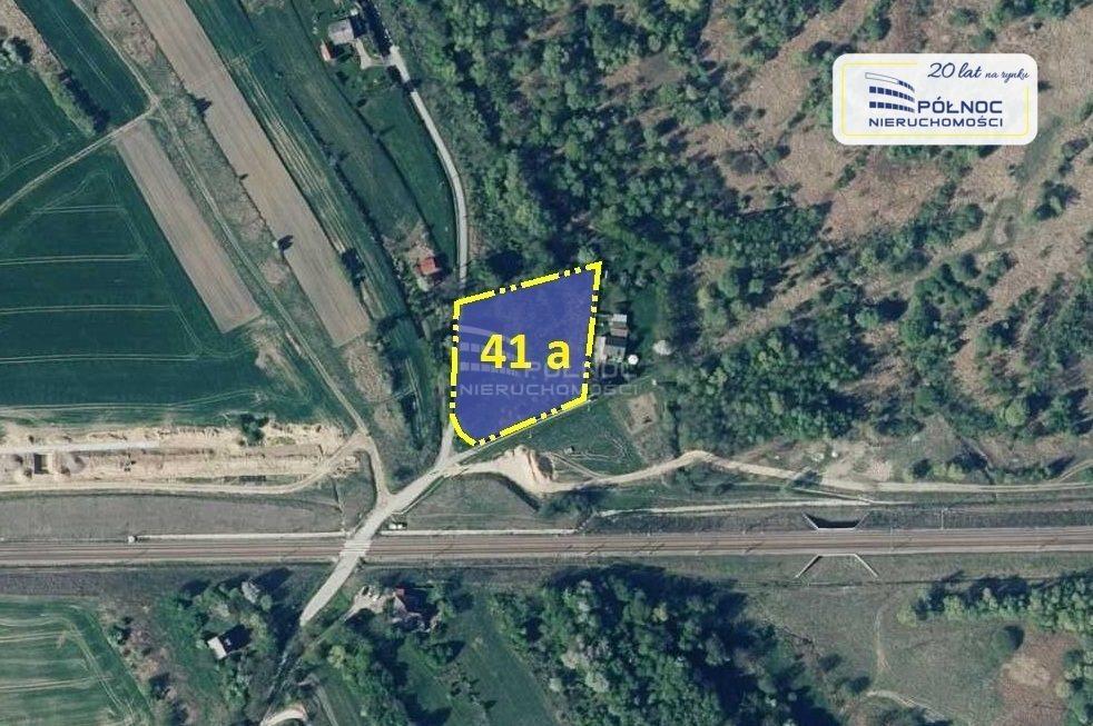 Działka budowlana na sprzedaż Kraków, Zwierzyniec, Zwierzyniec, Podkamyk  4118m2 Foto 4