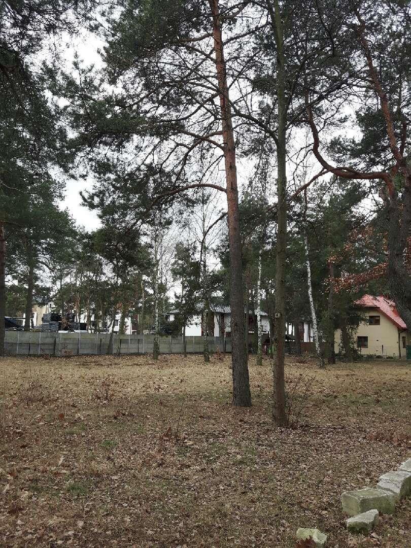 Działka budowlana na sprzedaż Józefów  1800m2 Foto 1