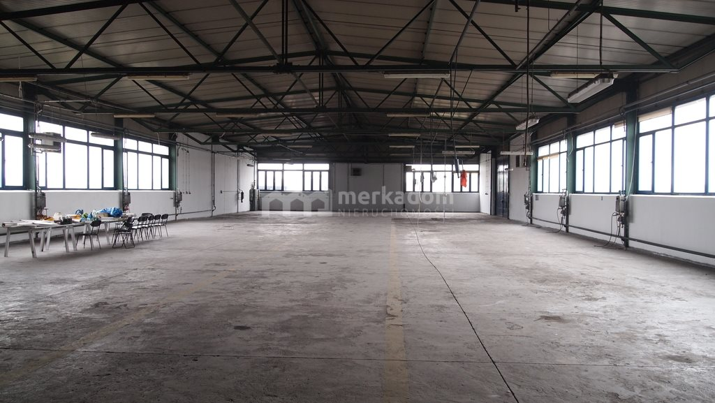 Lokal użytkowy na sprzedaż Buk  1500m2 Foto 1