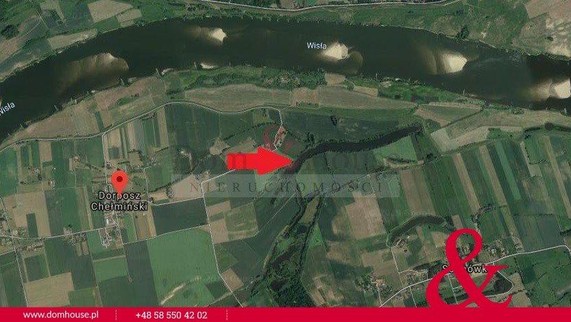 Działka siedliskowa na sprzedaż Dorposz Chełmiński  158900m2 Foto 1