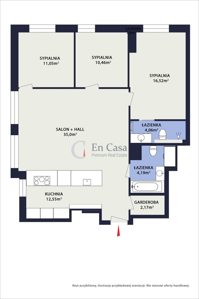 Mieszkanie czteropokojowe  na sprzedaż Warszawa, Żoliborz, Ludwika Rydygiera  96m2 Foto 11