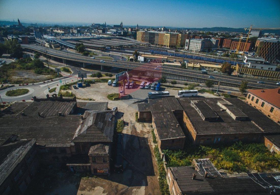 Działka inwestycyjna na sprzedaż Kraków, Stare Miasto, Wita Stwosza  7514m2 Foto 6
