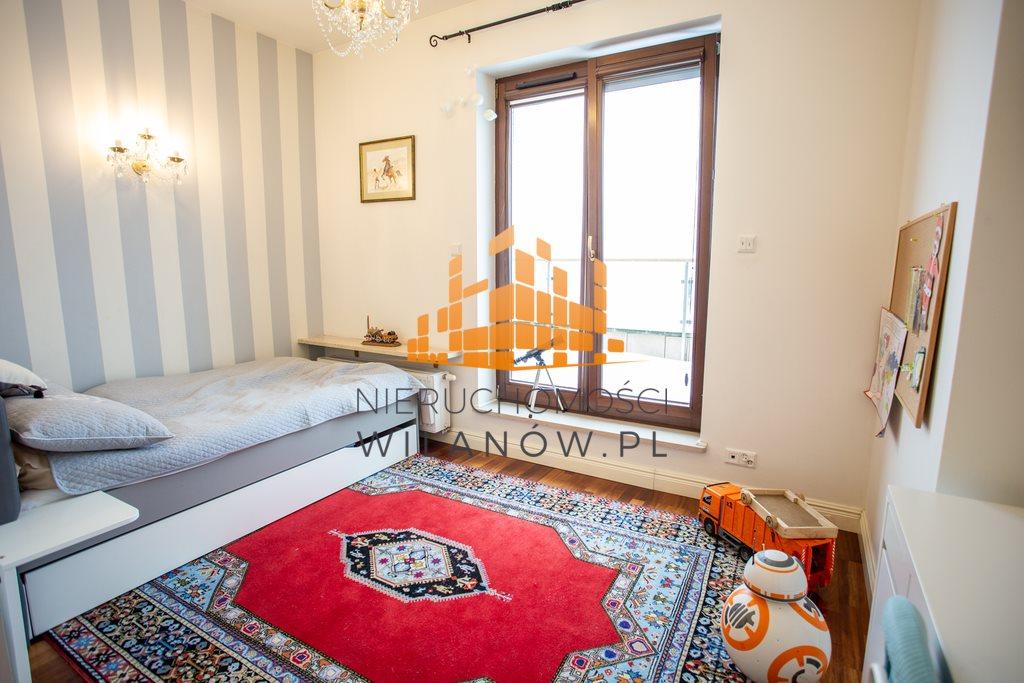 Mieszkanie czteropokojowe  na wynajem Warszawa, Wilanów, Sarmacka  200m2 Foto 11