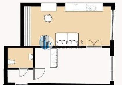 Mieszkanie dwupokojowe na sprzedaż Warszawa, Mokotów, Stary Mokotów  30m2 Foto 1