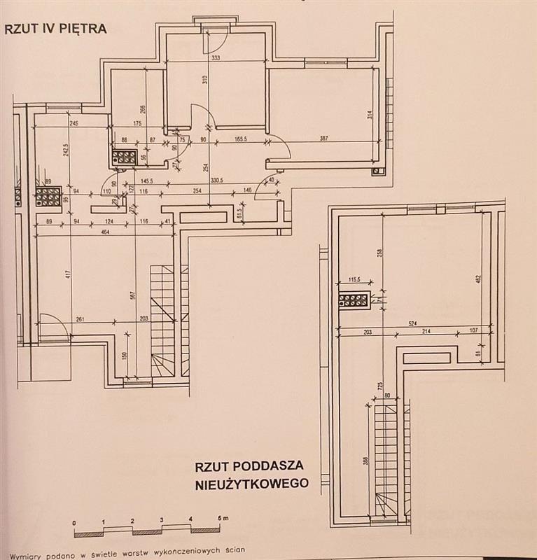 Mieszkanie czteropokojowe  na sprzedaż Gdańsk, Wrzeszcz, WRZESZCZ CENTRUM, KOŁŁĄTAJA  106m2 Foto 6