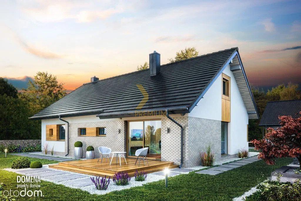 Działka budowlana na sprzedaż Wilkszyn, Wiśniowa  1053m2 Foto 4