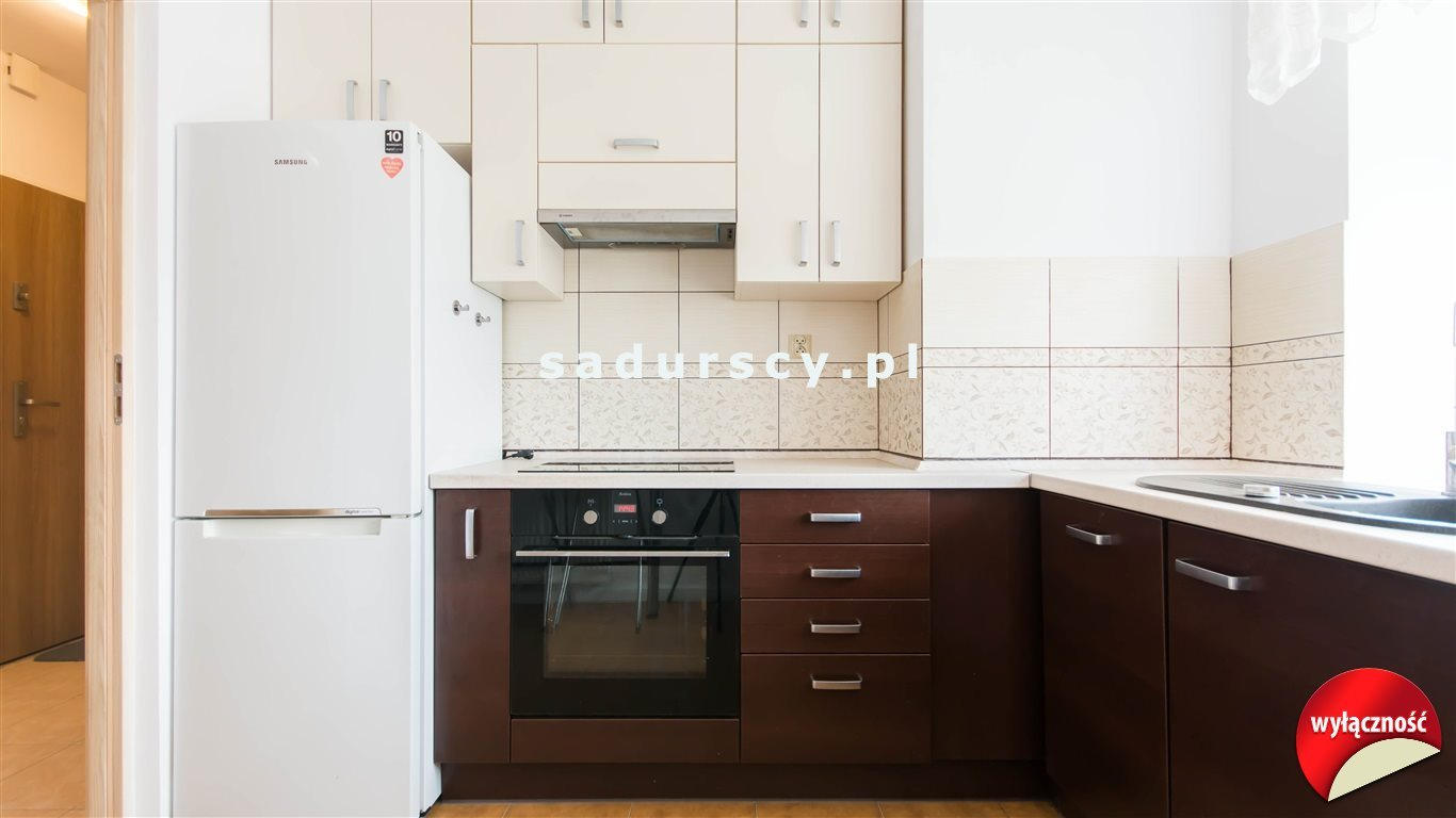 Mieszkanie dwupokojowe na sprzedaż Kraków, Podgórze Duchackie, Piaski, Bochenka  52m2 Foto 12