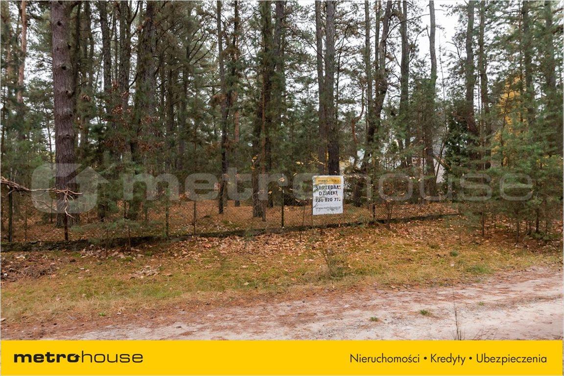 Działka leśna na sprzedaż Wrzosów, Jedlnia-Letnisko  1035m2 Foto 8
