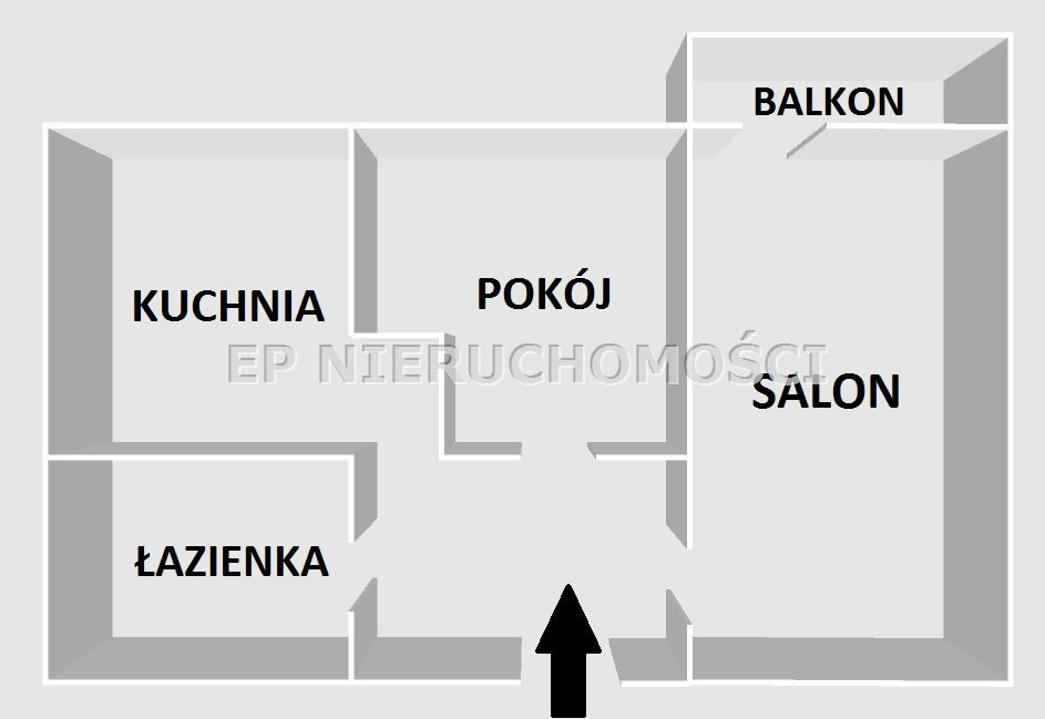Mieszkanie dwupokojowe na sprzedaż Częstochowa, Błeszno  44m2 Foto 6
