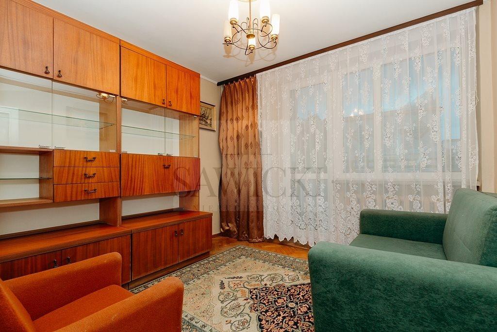 Mieszkanie trzypokojowe na wynajem Warszawa, Mokotów, Stefana Batorego  48m2 Foto 12