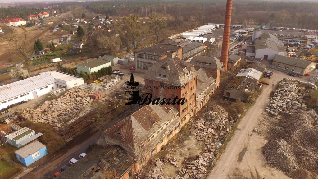 Działka komercyjna na sprzedaż Szczecin  13823m2 Foto 5