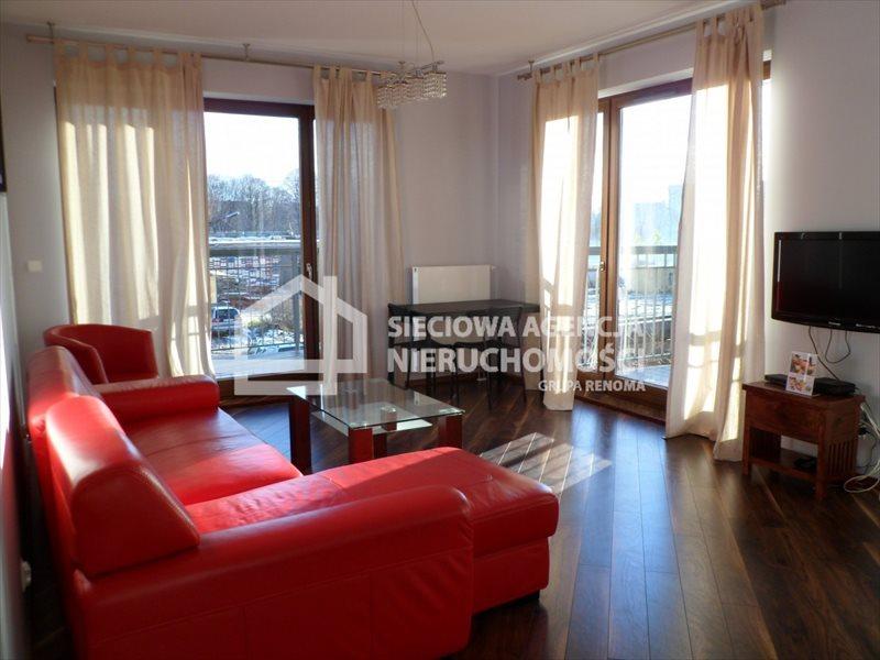 Mieszkanie dwupokojowe na wynajem Gdańsk, Śródmieście, Szafarnia  55m2 Foto 3