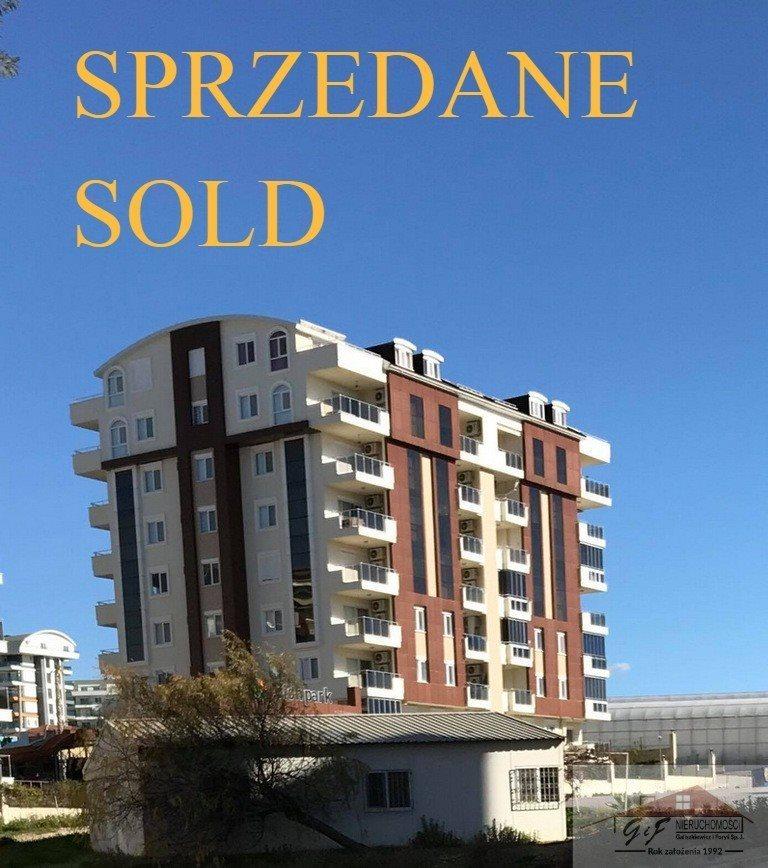 Mieszkanie dwupokojowe na sprzedaż Turcja, Alanya, Avsallar, Alanya, Avsallar  49m2 Foto 1