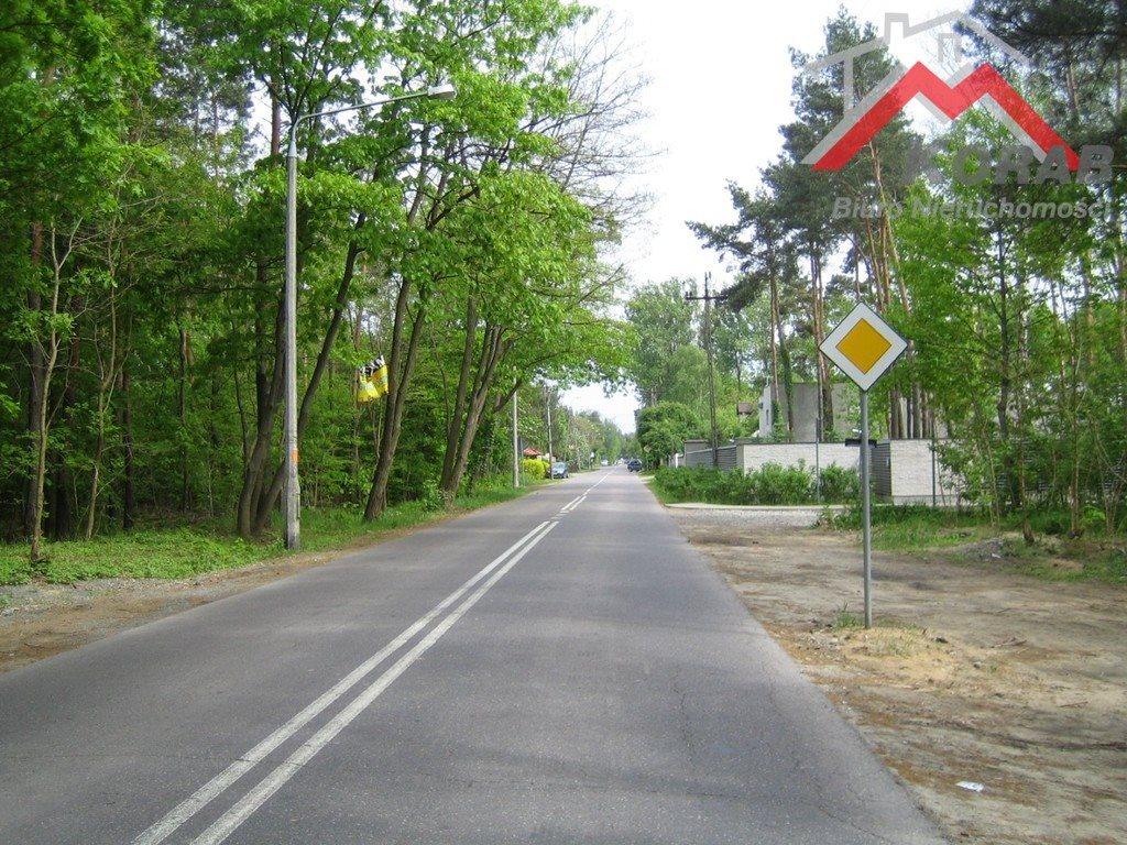 Działka budowlana na sprzedaż Łomianki, Dąbrowa  1070m2 Foto 1