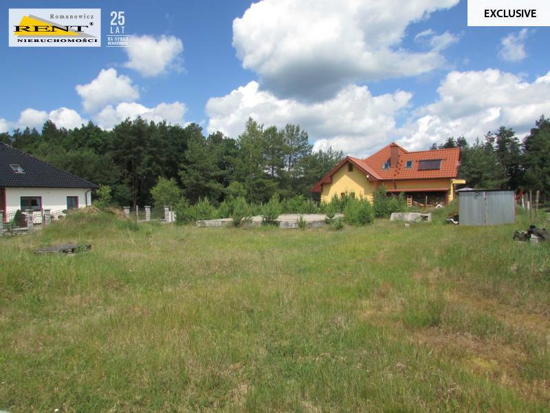 Działka budowlana na sprzedaż Babigoszcz  1000m2 Foto 4