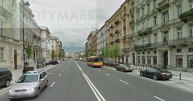 Mieszkanie dwupokojowe na wynajem Warszawa, Śródmieście, Ujazdowskie al.  49m2 Foto 1