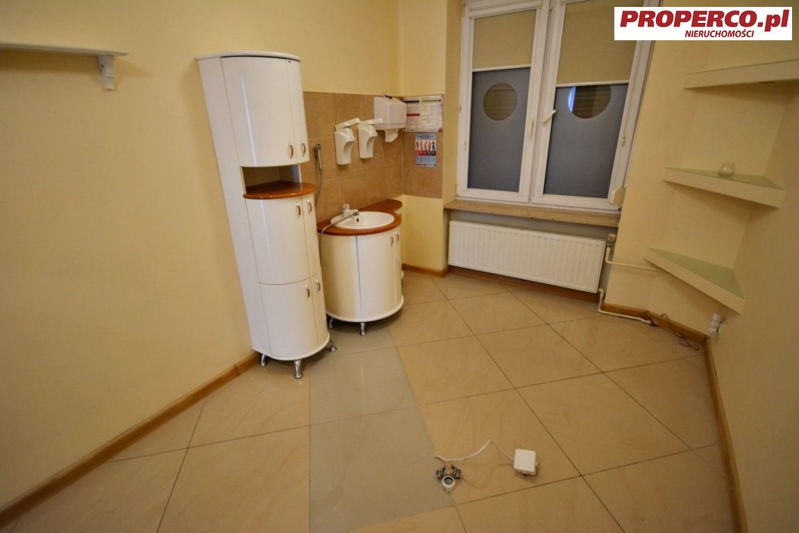 Lokal użytkowy na wynajem Kielce, Centrum, Żeromskiego  61m2 Foto 8