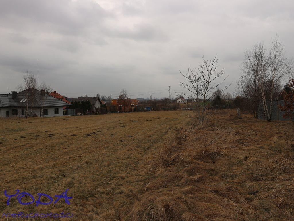 Działka budowlana na sprzedaż Mysłowice, Morgi  1812m2 Foto 1