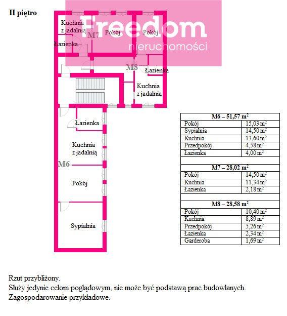 Mieszkanie dwupokojowe na sprzedaż Bytom  49m2 Foto 13