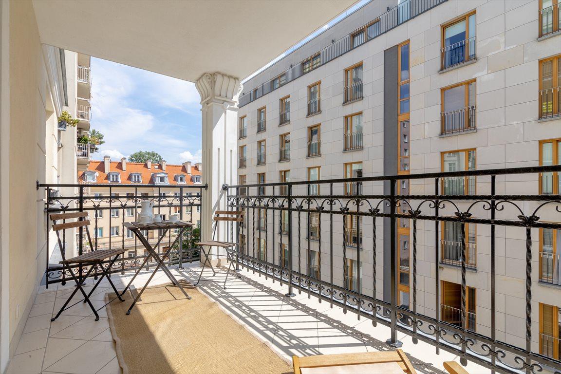 Mieszkanie dwupokojowe na sprzedaż Warszawa, Śródmieście, Baczyńskiego 1  49m2 Foto 7