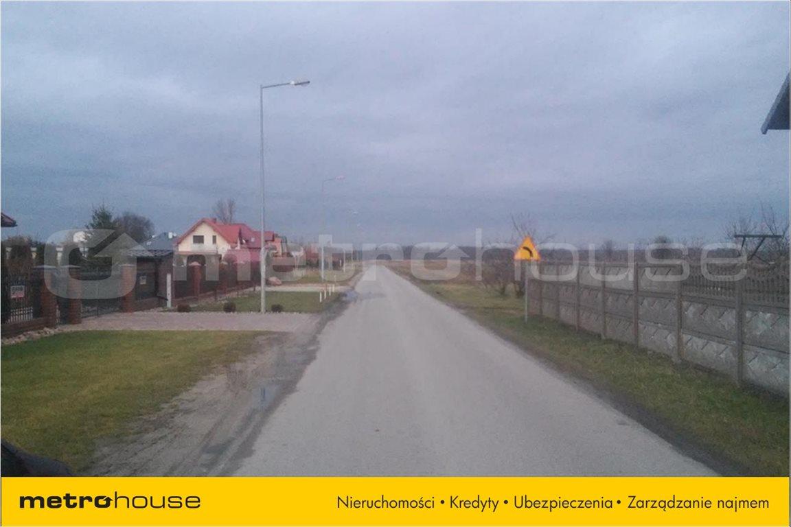 Działka budowlana na sprzedaż Sierakowice Prawe, Skierniewice  1362m2 Foto 4