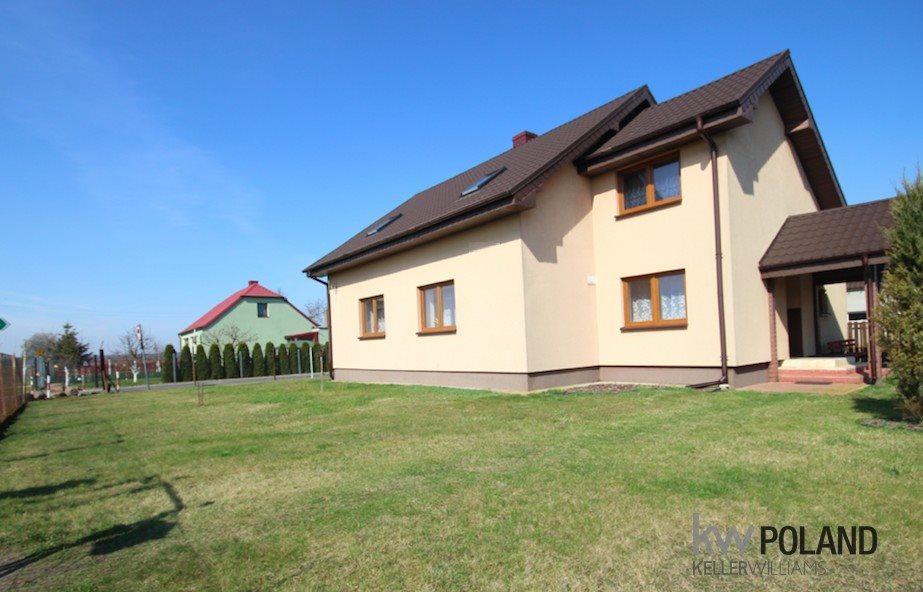 Dom na sprzedaż Borzejewo  205m2 Foto 1