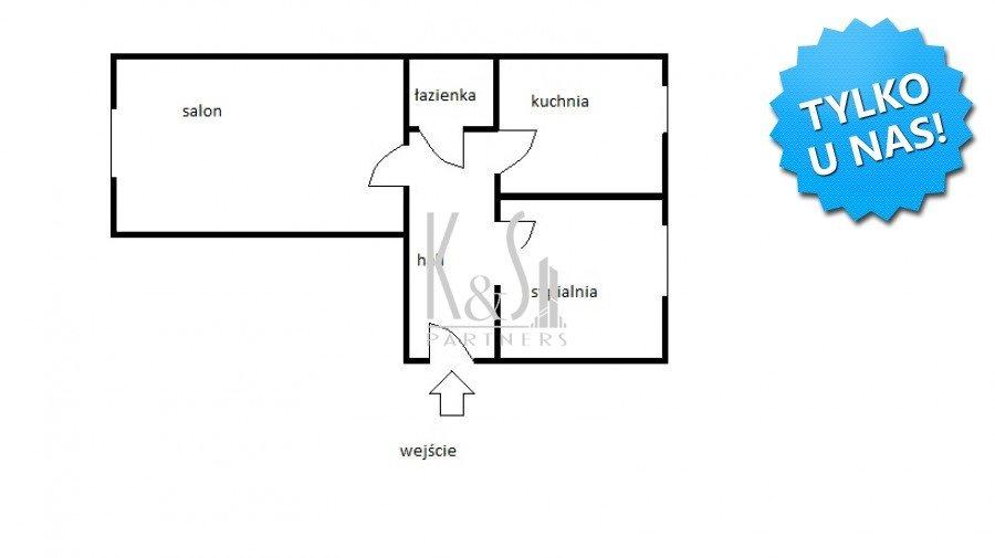Mieszkanie dwupokojowe na sprzedaż Warszawa, Wola, Karolkowa  43m2 Foto 10