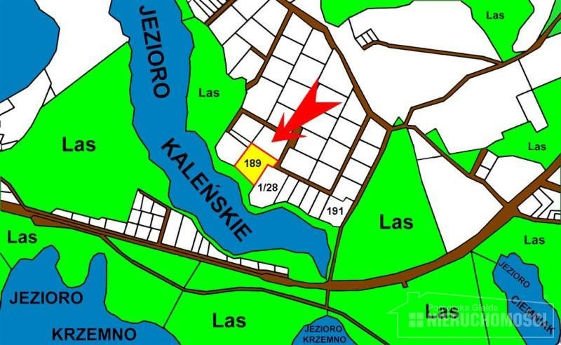 Działka siedliskowa na sprzedaż Żelisławie, ŻELISŁAWIE  18189m2 Foto 4