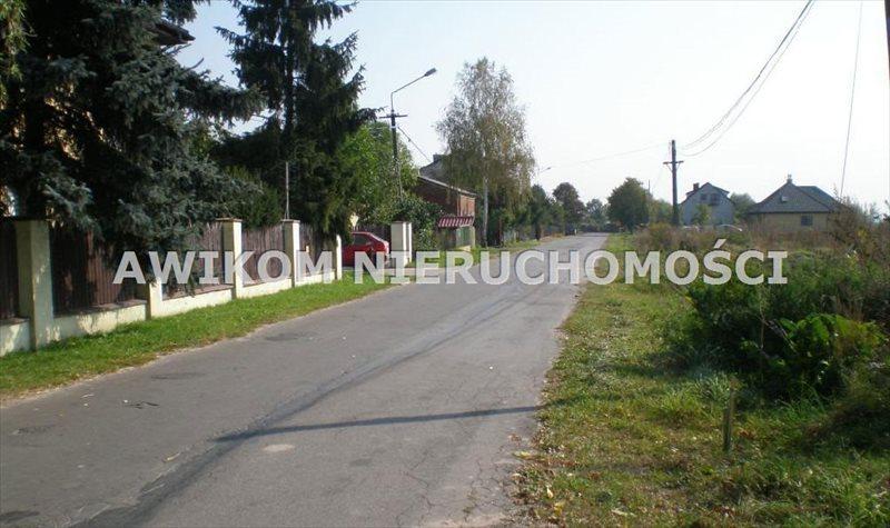 Działka budowlana na sprzedaż Błonie, Nowe Faszczyce  1100m2 Foto 1