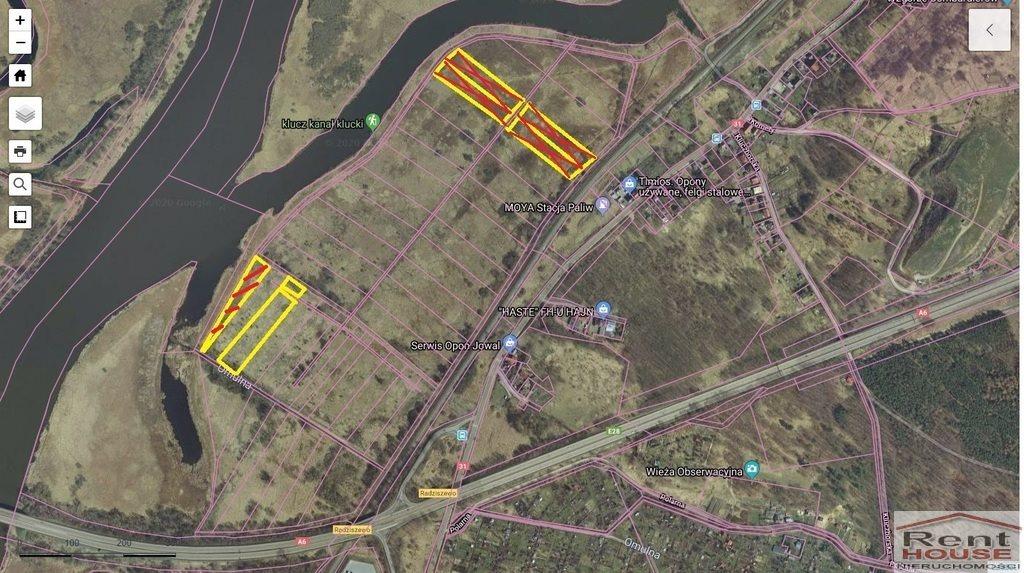 Działka rolna na sprzedaż Szczecin, Klucz  8574m2 Foto 1