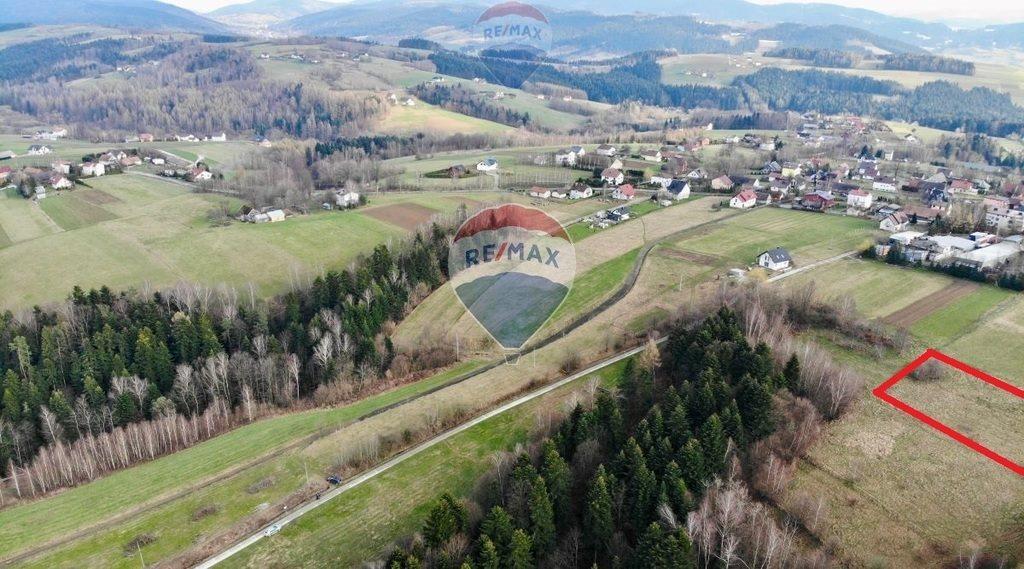 Działka rolna na sprzedaż Mystków  1400m2 Foto 4