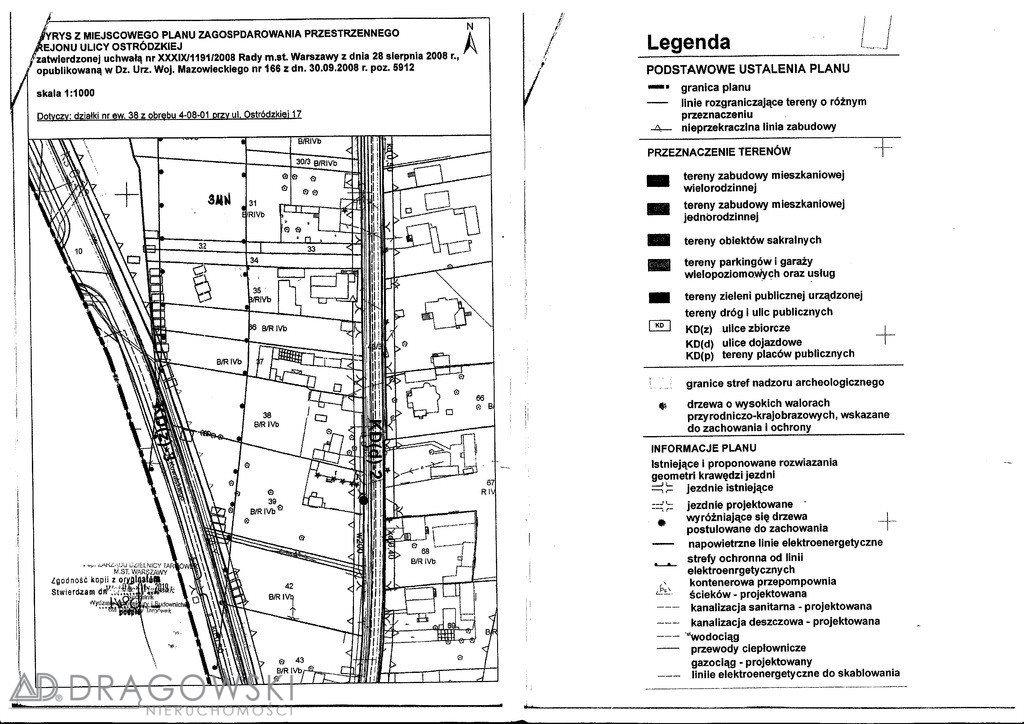 Działka budowlana na sprzedaż Warszawa, Targówek  2526m2 Foto 5