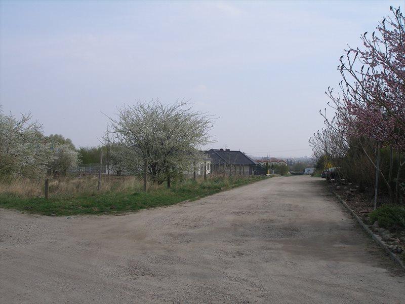 Działka budowlana na sprzedaż Mierzyn  1121m2 Foto 2